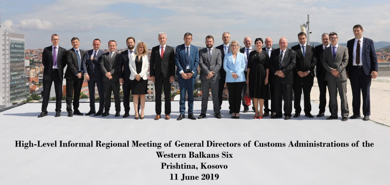 FOURTH INFORMAL REGIONAL MEETING OF GENERAL DIRECTORS OF CUSTOMS ADMINISTRATIONS OF THE WESTERN BALKANS SIX